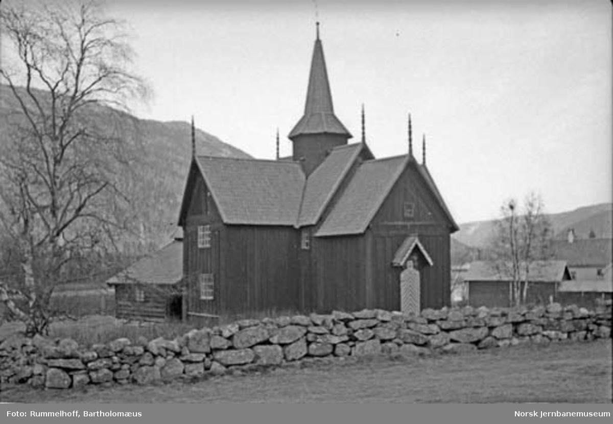 Nore gamle kirke