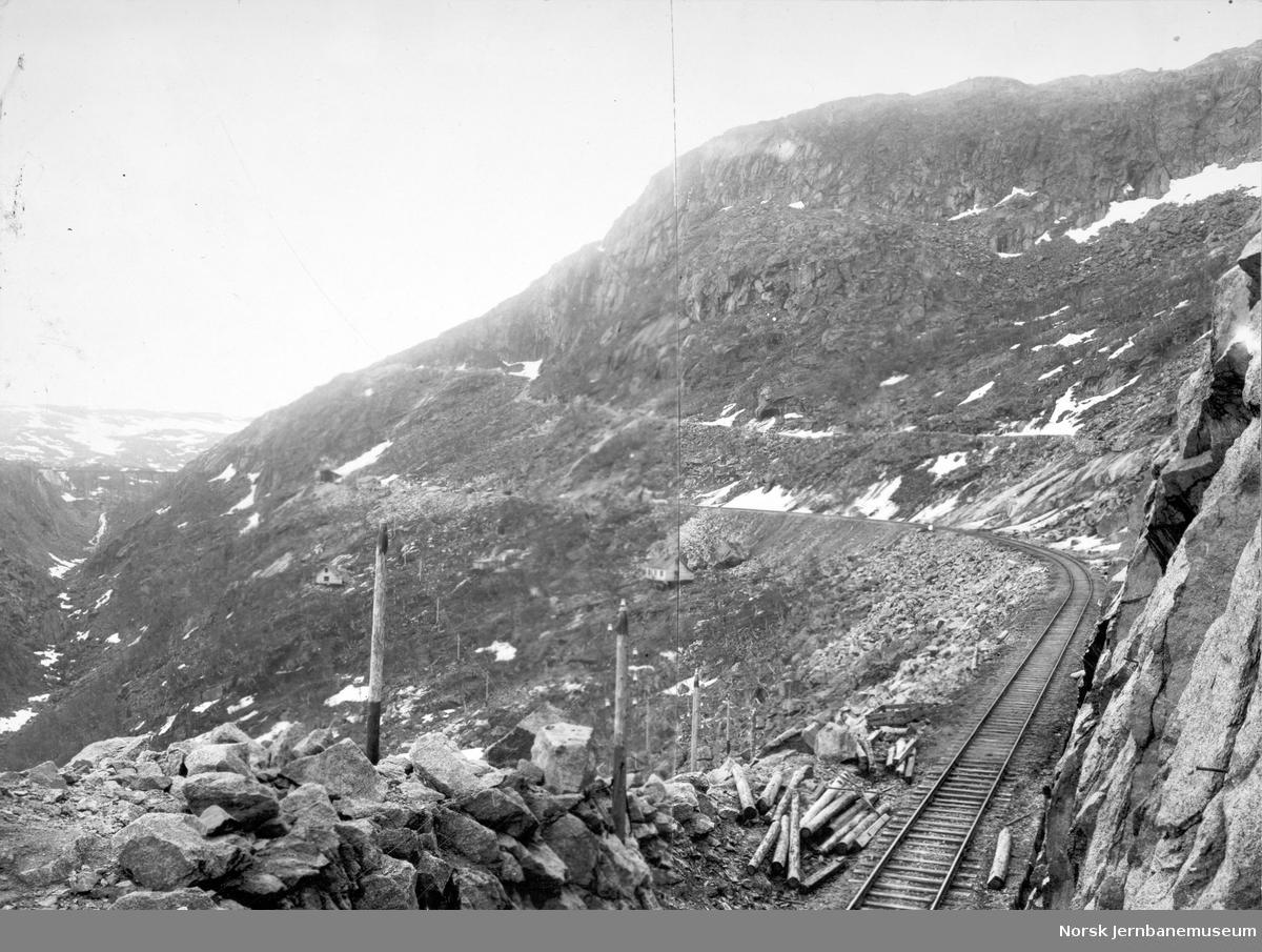 Ofotbanen i Norddalen