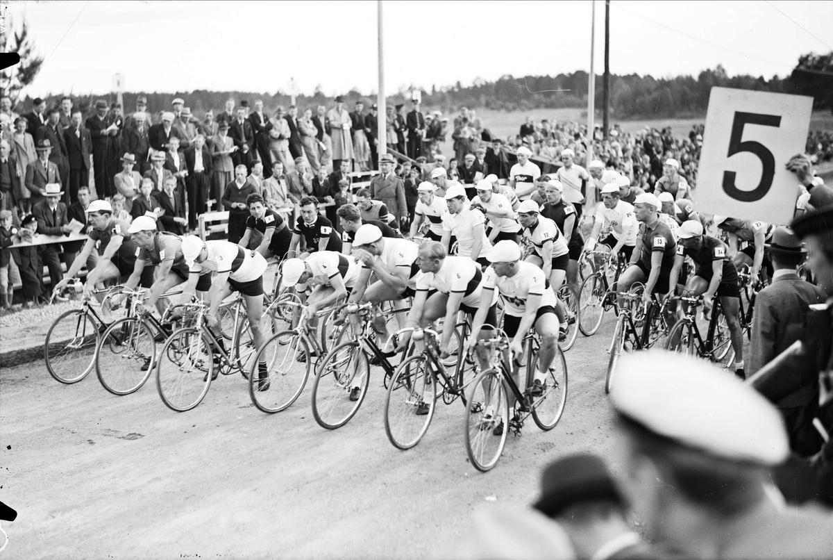 Cykeltävling, Grand Prix, Uppsala