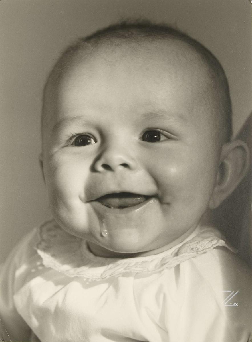 Barnporträtt - Per Turlén, Uppsala 1951