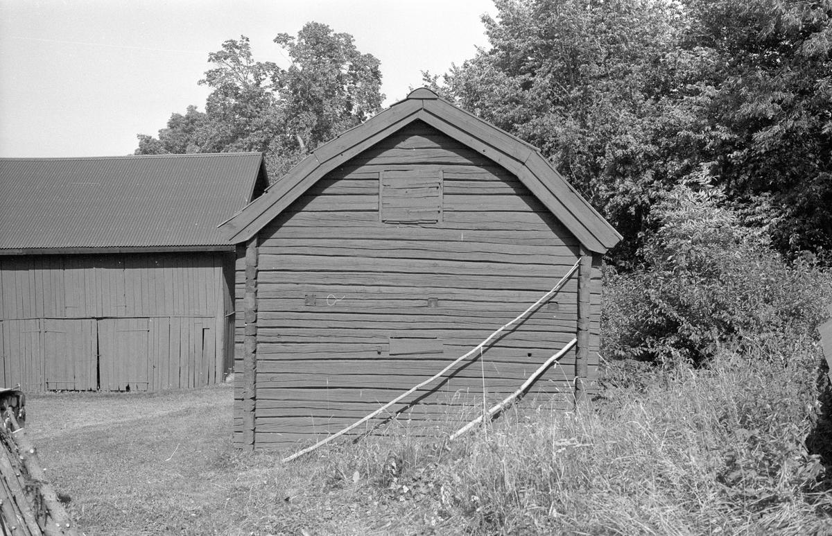 Bodlänga, Jumkils-Ubby 2:9, Ubby, Jumkils socken, Uppland 1983