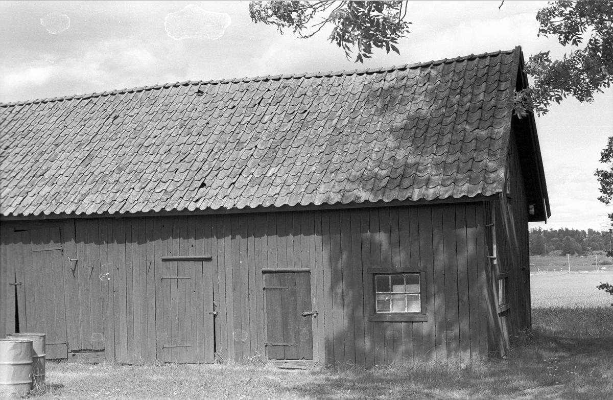 Ladugård med mera, Myrby 1:5, Danmarks socken, Uppland 1977