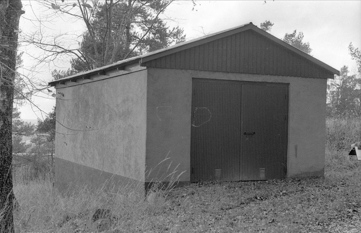 Pumphus, Enstalund, Fullerö 17:1, Gamla Uppsala socken, Uppland 1978
