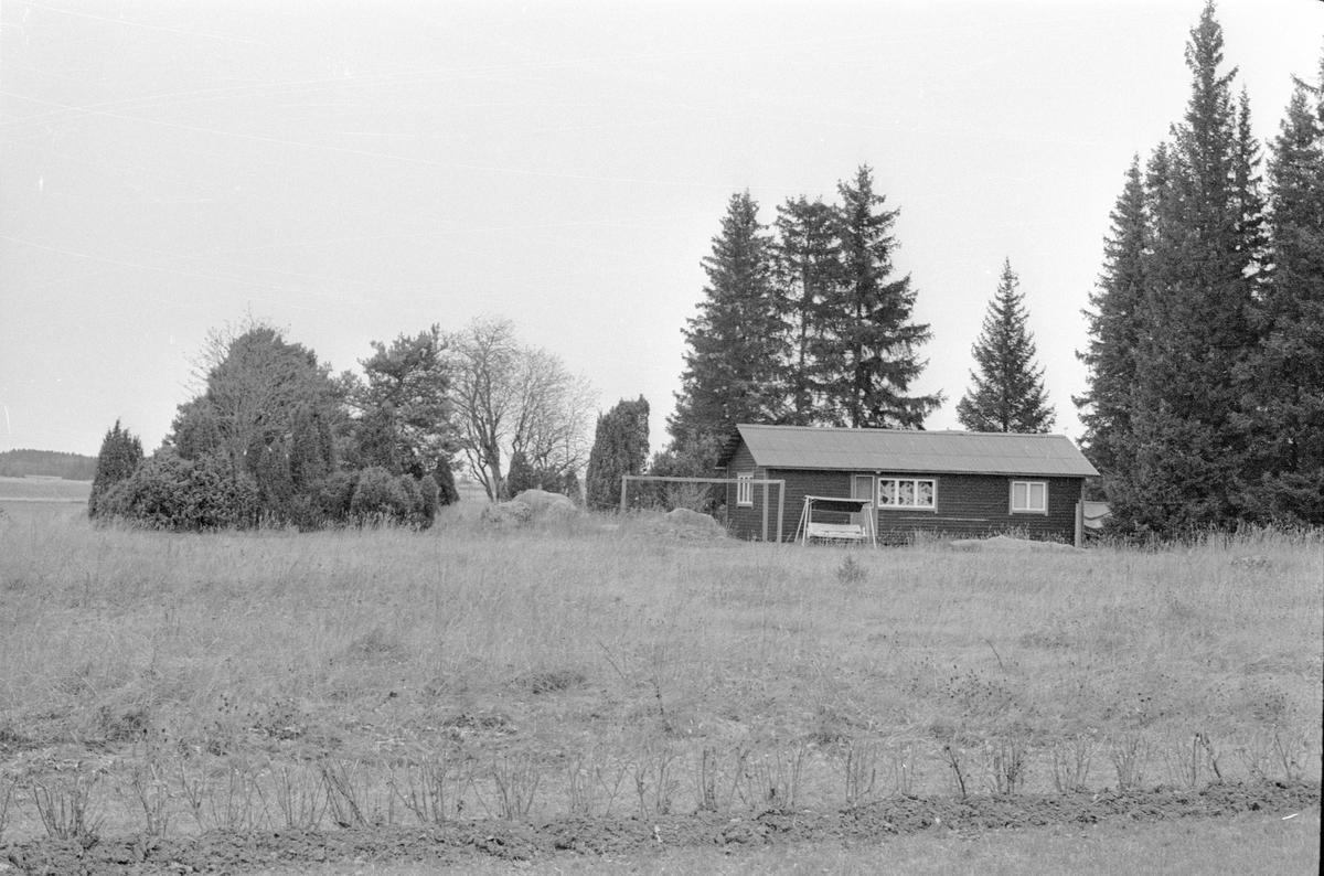 Sommarstuga, Ekeby 1:3, Ekeby, Lena socken, Uppland 1978