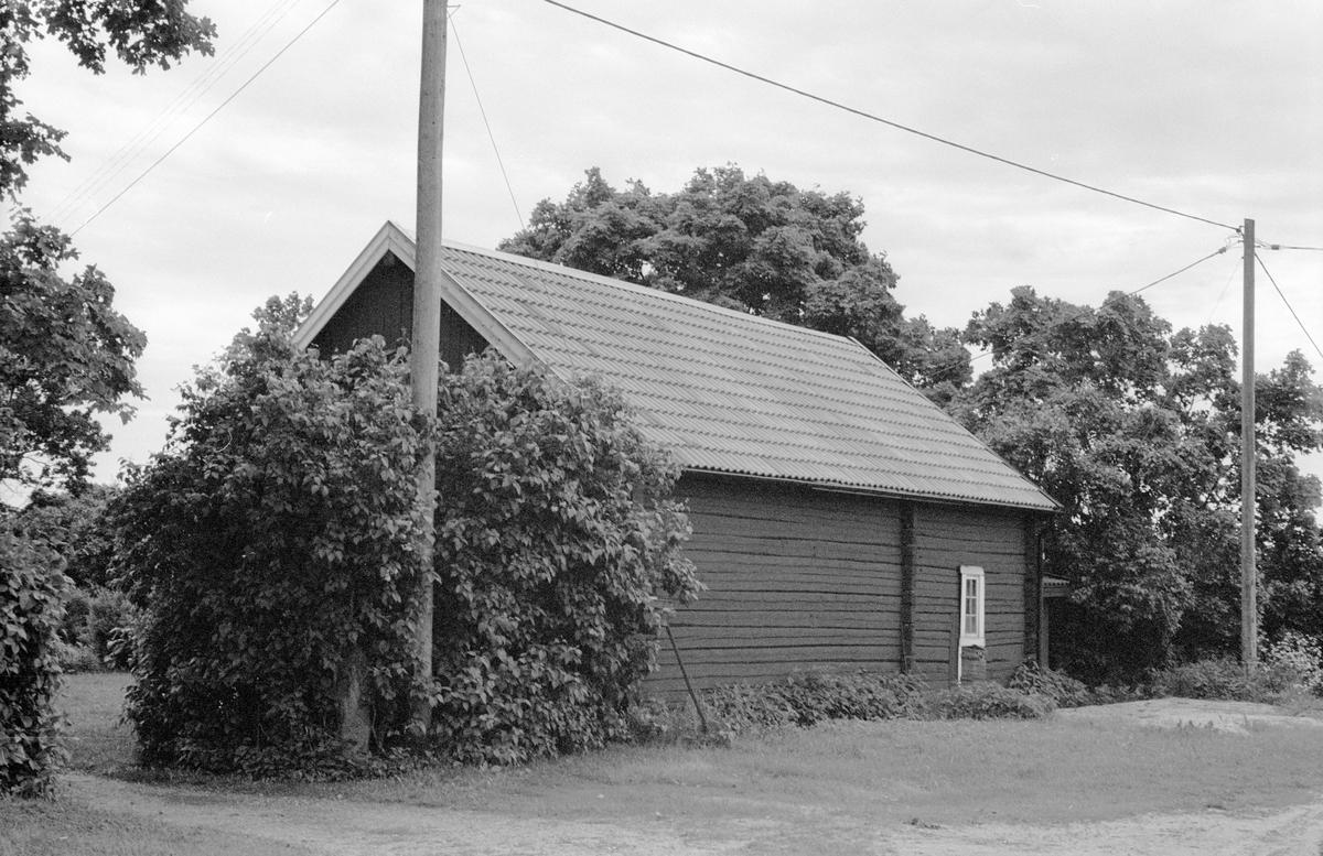 Magasin, Sotter 1:17, Sotter, Knutby socken, Uppland 1987