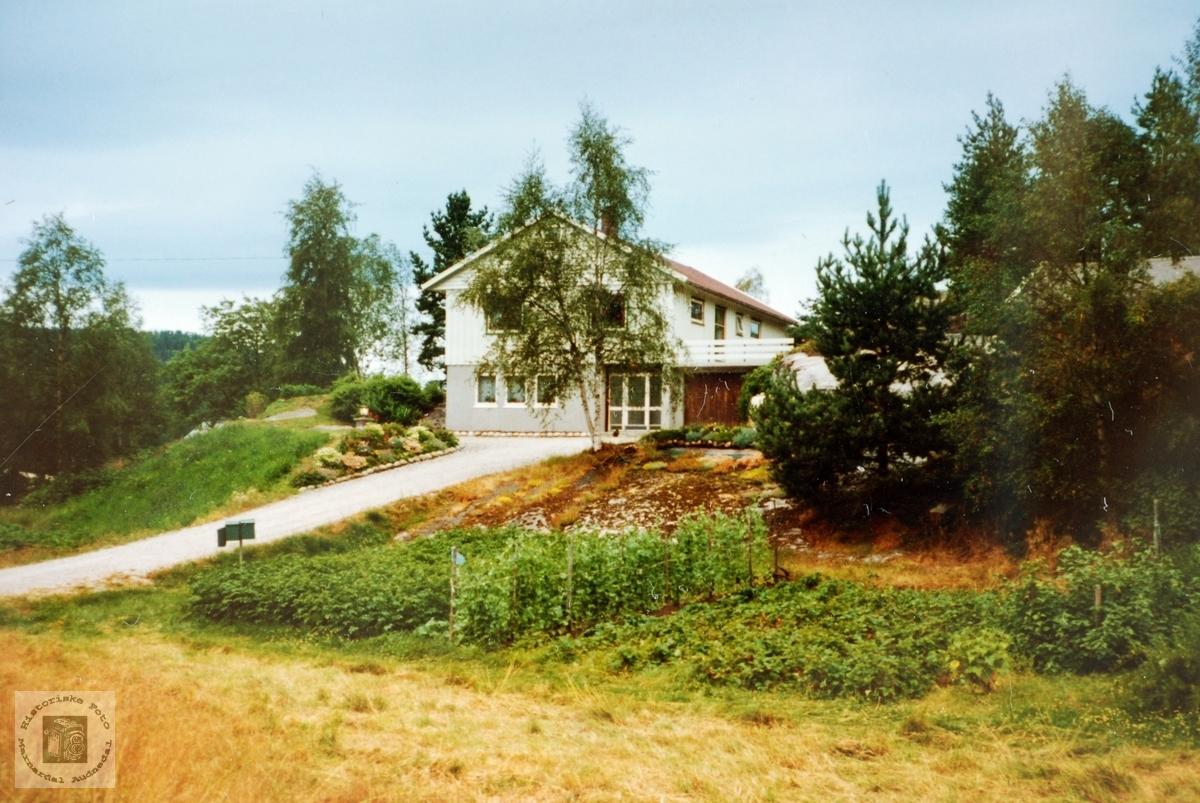 Fjelltun på Sveindal i Audnedal.