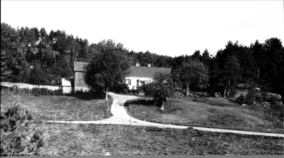 Bjørnestøl i Øyslebø.