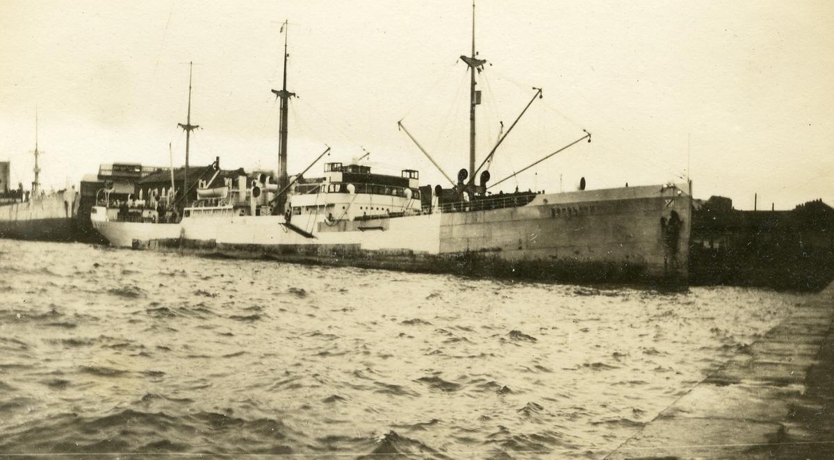 M/S Borgland (b.1918, A/S Akers mek. Verksted, Kristiania)