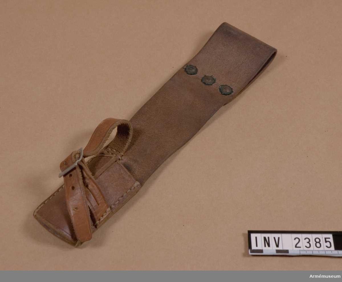 Hylsa till karbinbajonett m/1934
