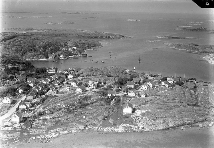 """Enligt Flygtrafik Bengtsfors: """"Havstensund Bohuslän""""."""