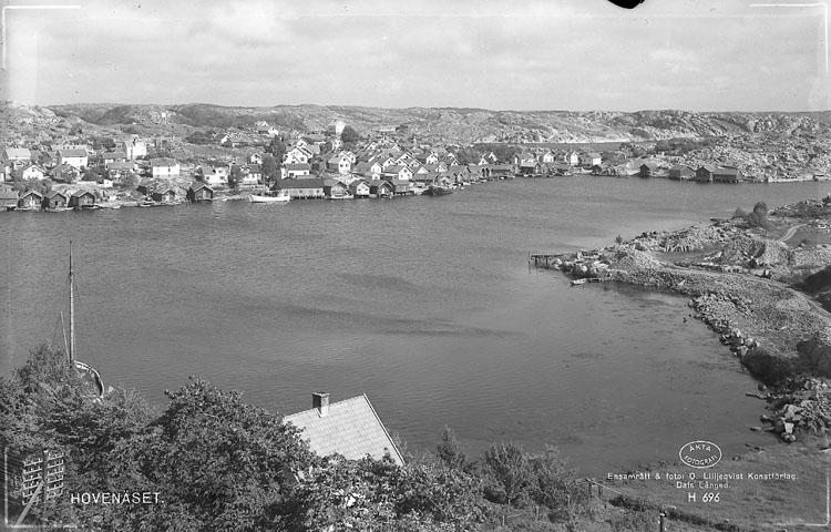"""Enligt AB Flygtrafik Bengtsfors: """"Hovenäset Bohuslän""""."""