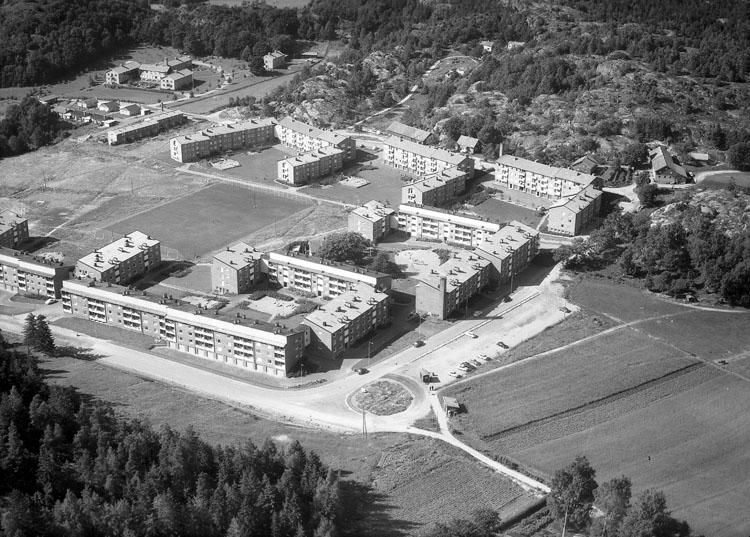 """Enligt AB Flygtrafik Bengtsfors: """"Uddevalla Esperöd Bohuslän""""."""
