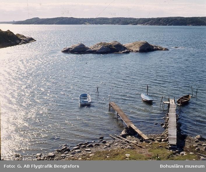 """Enligt AB Flygtrafik Bengtsfors: """"Jordfall Bohuslän""""."""