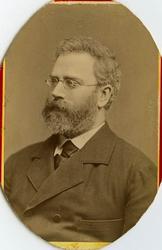 Regementsskrivare Carl Möller.