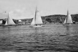 Regatta i Marstrand 1926