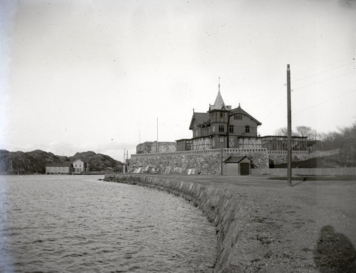 Helledays villa, maj 1895
