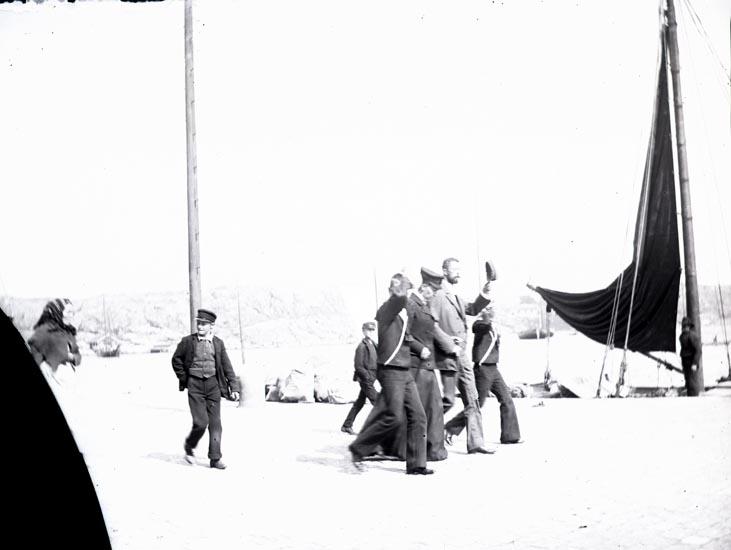 """""""2 vyer af Kronprinsparet, Augusti 1895."""""""