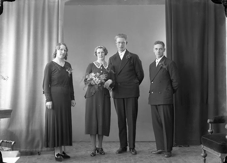 "Enligt fotografens journal nr 6 1930-1943: ""Olofsson, Svante, Ramsvik Lyse""."