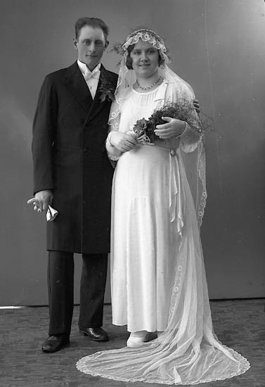 """Enligt fotografens journal nr 6 1930-1943: """"Berntsson, Bror Åbo Här""""."""