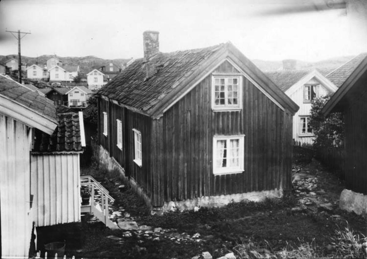 Västra sidan, Grundsund.