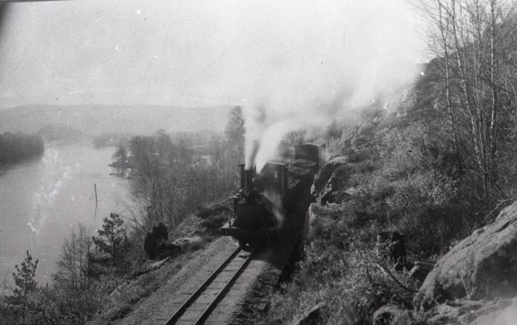 Munkedals järnväg
