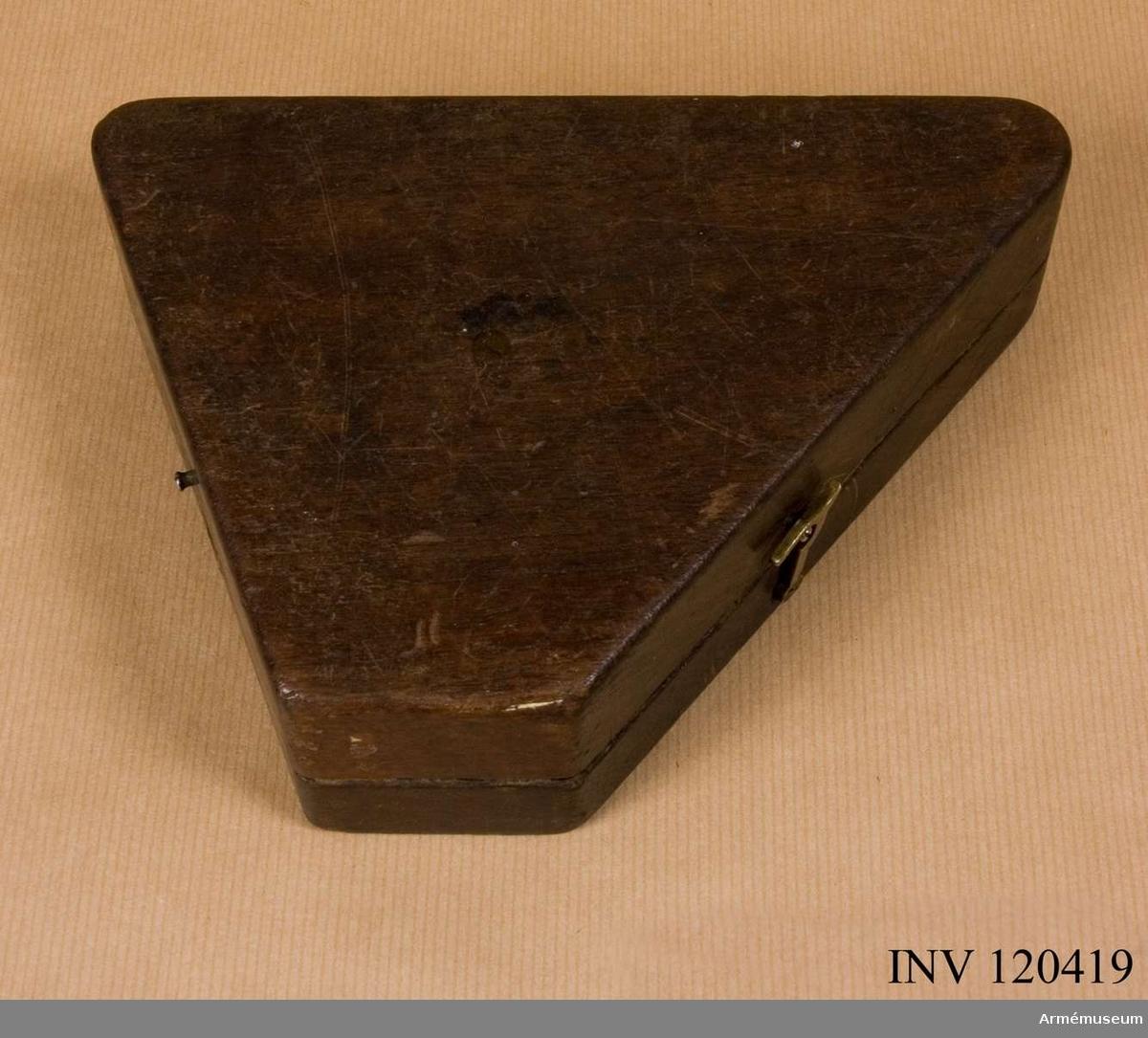 Etui till kvadrant m/1885