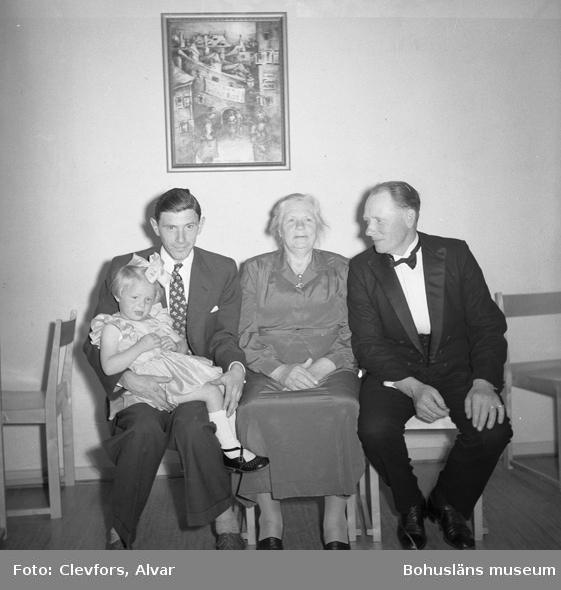 """Text till bilden: """"Kollberg. Slätten .Grupp. 1952.06.23""""           i"""