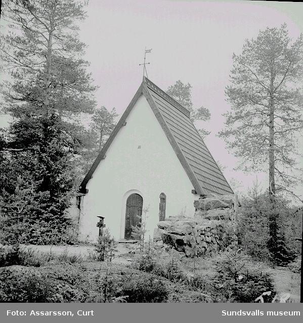 Sakristian på N:a stadsberget.