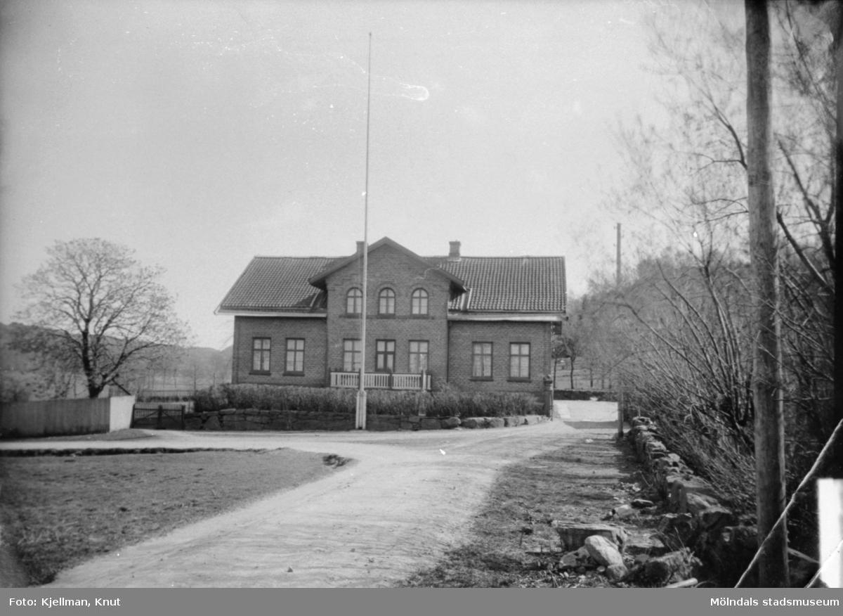 Kärra gästgivaregård i Mölndal. 1920-1930?