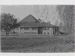 Granlo kyrka, Högoms