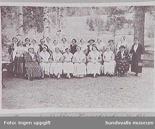 Sundsvalls Martha-föreningens Husmodersdag