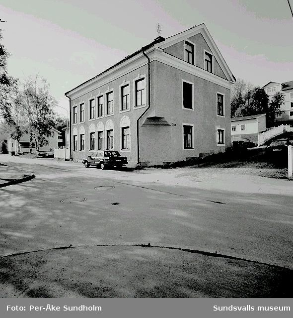 Flerbostadshus och uthus, kv. Aspen 1, Södermalmsgatan 39:03 Uthus04 Flerbostadshus