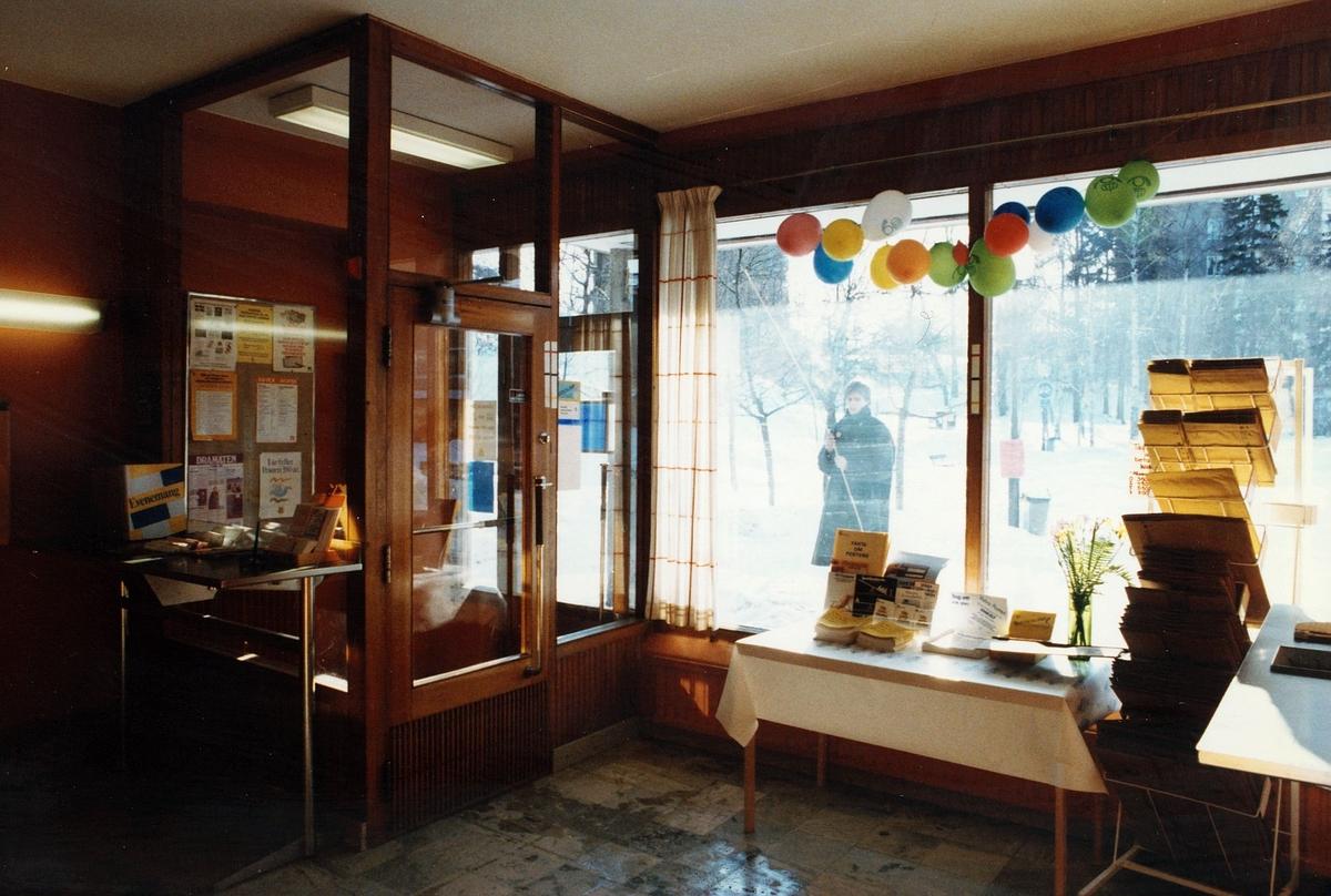 Postkontoret 126 05 Hägersten Kristallvägen 1