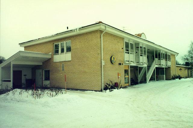 Postkontoret 590 91 Hjorted Oskarshamnsvägen 4