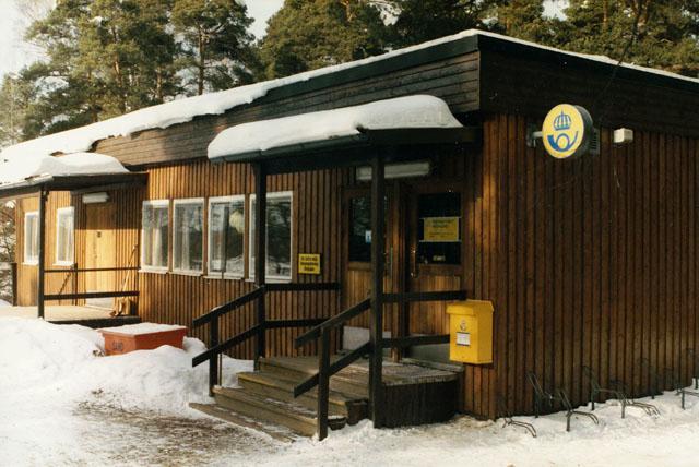 Postkontoret 795 00 Rättvik Knihagsgatan 1
