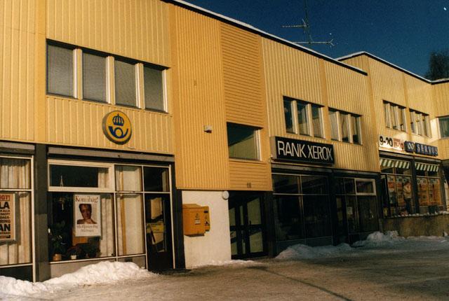 Postkontoret 791 03 Falun Hälsinggårdsvägen 11B