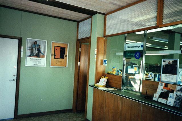 Postkontoret 830 21 Tandsbyn
