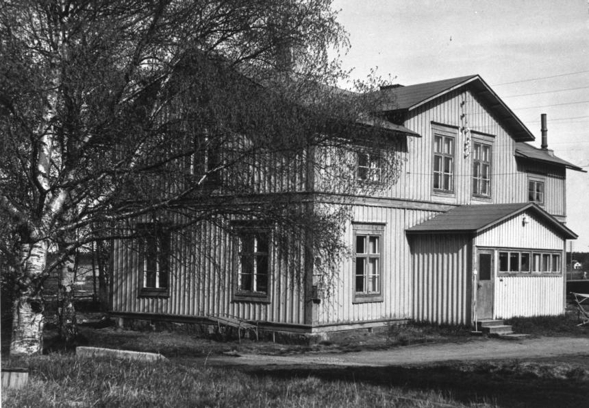 Poststationen i Gäddvik inrättades 1896 och drogs in 1974.