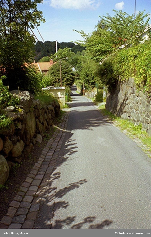 Åldermansgatan, som ligger i Kvarnbyn.