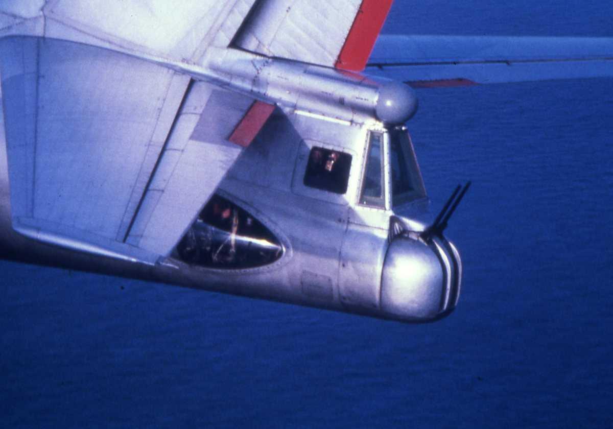 Russisk fly av typen Badger D.
