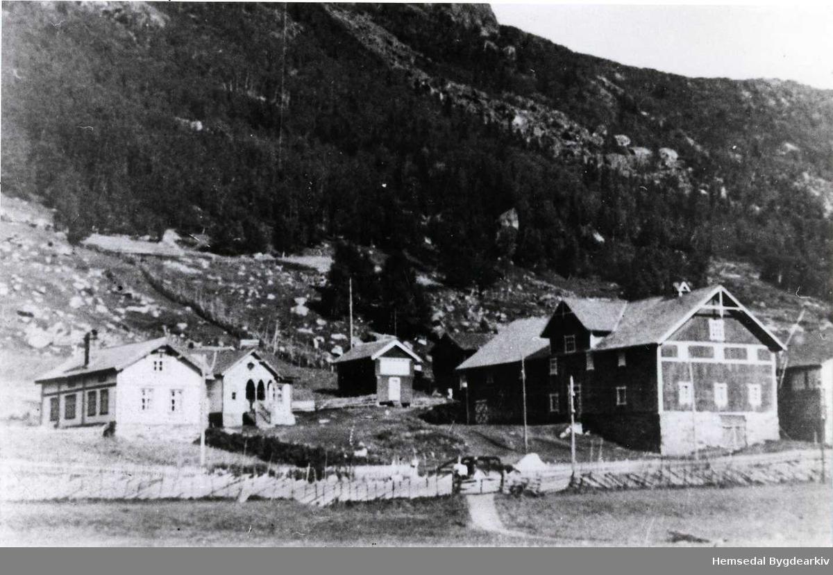 Grøthe (Grøto) gard , 53.6, i Hemsedal, ca. 1945