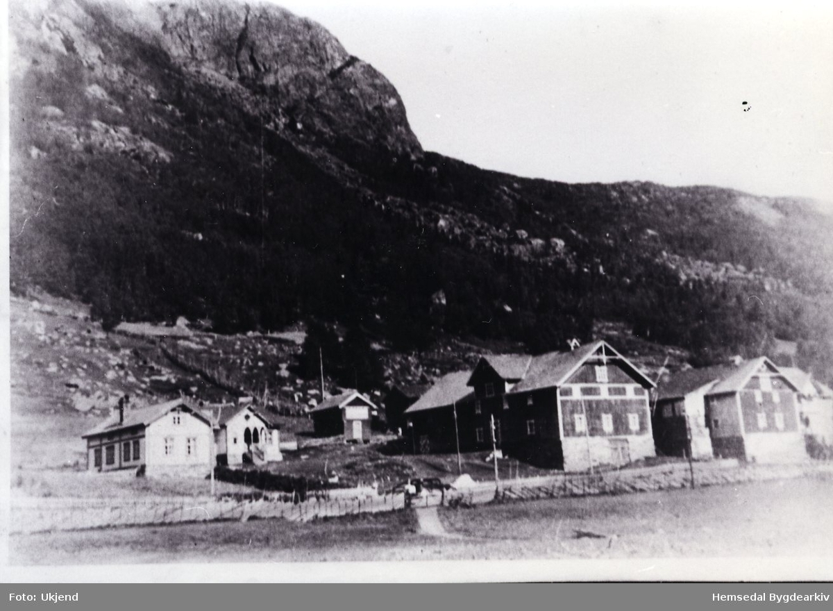 Nordre Grøte (Nørdre Grøto,dialekt) , gardsnr./bruksnr: 63.6, i Hemsedal.