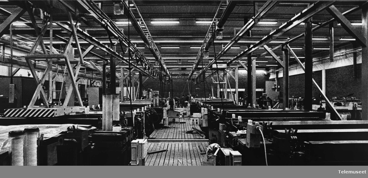 Elektrisk Bureau Fabrikk