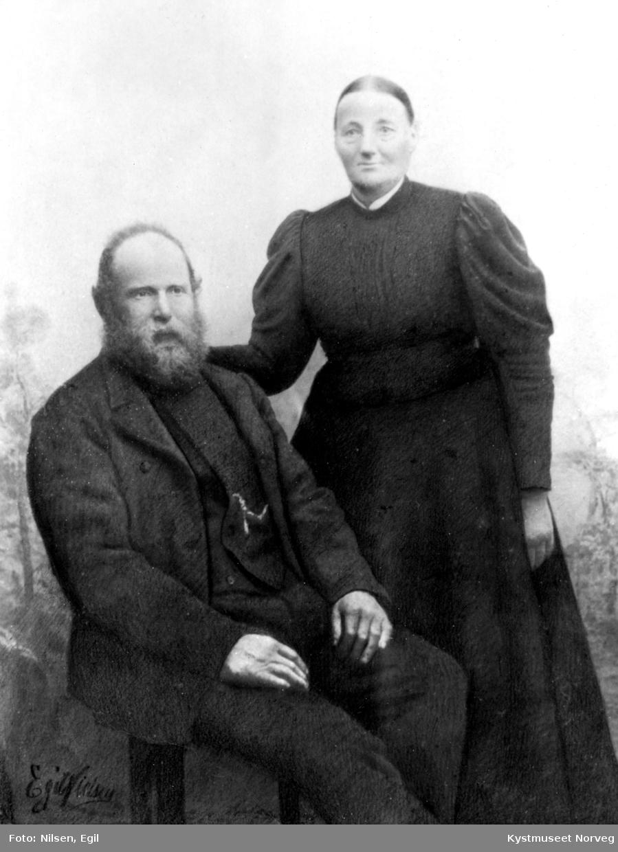 Marit og Jørgen Benjaminsen