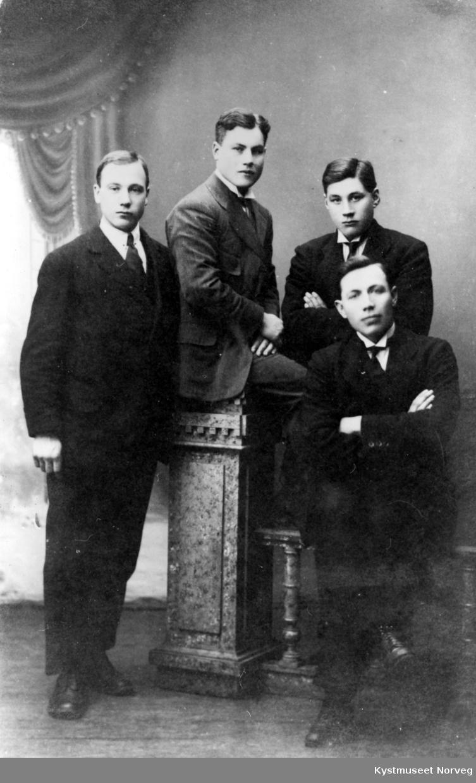 Ukjent, ukjent, Arne Valø og Julius Valø