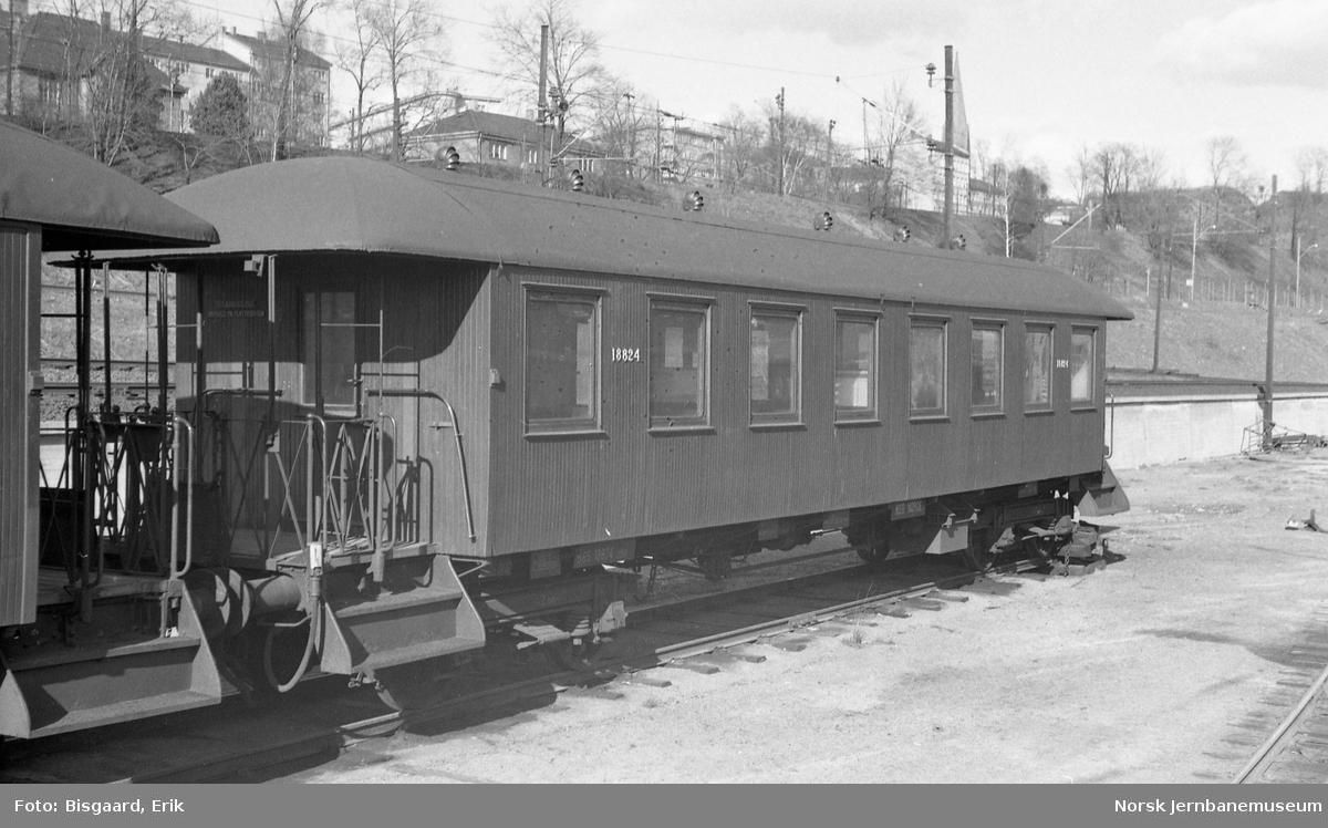 Mellomvogn litra B65 nr. 18824