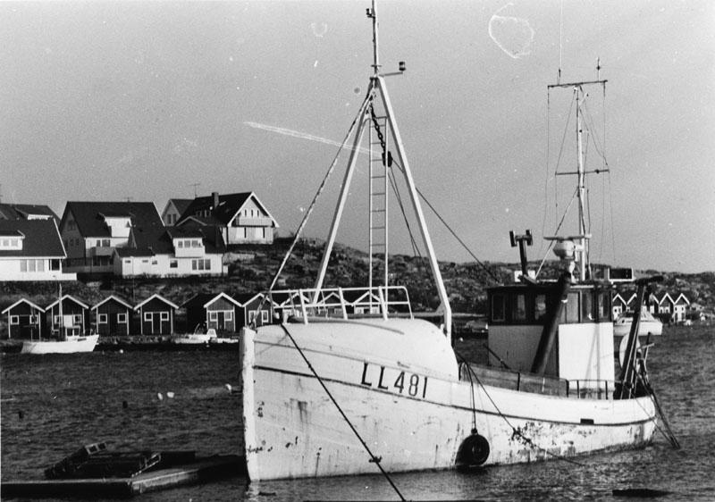 Fartyg: LL 481