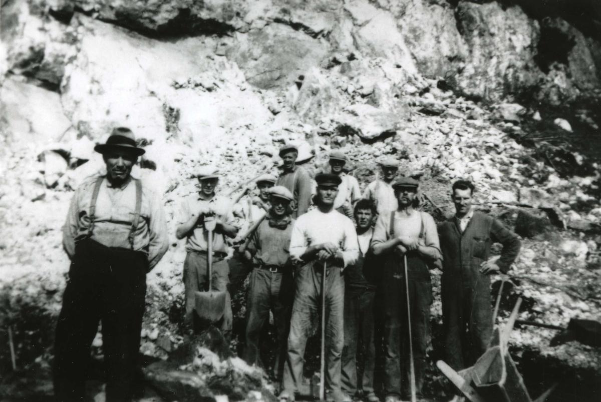 Industri - gruvedrift