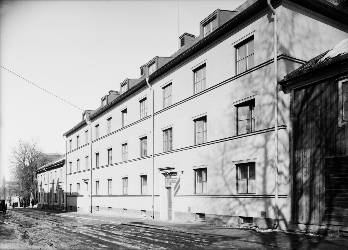 Studentbostadshuset Gubbhyllan, kvarteret Ubbo, Övre Slottsgatan 5, Uppsala, sannolikt 1930-tal