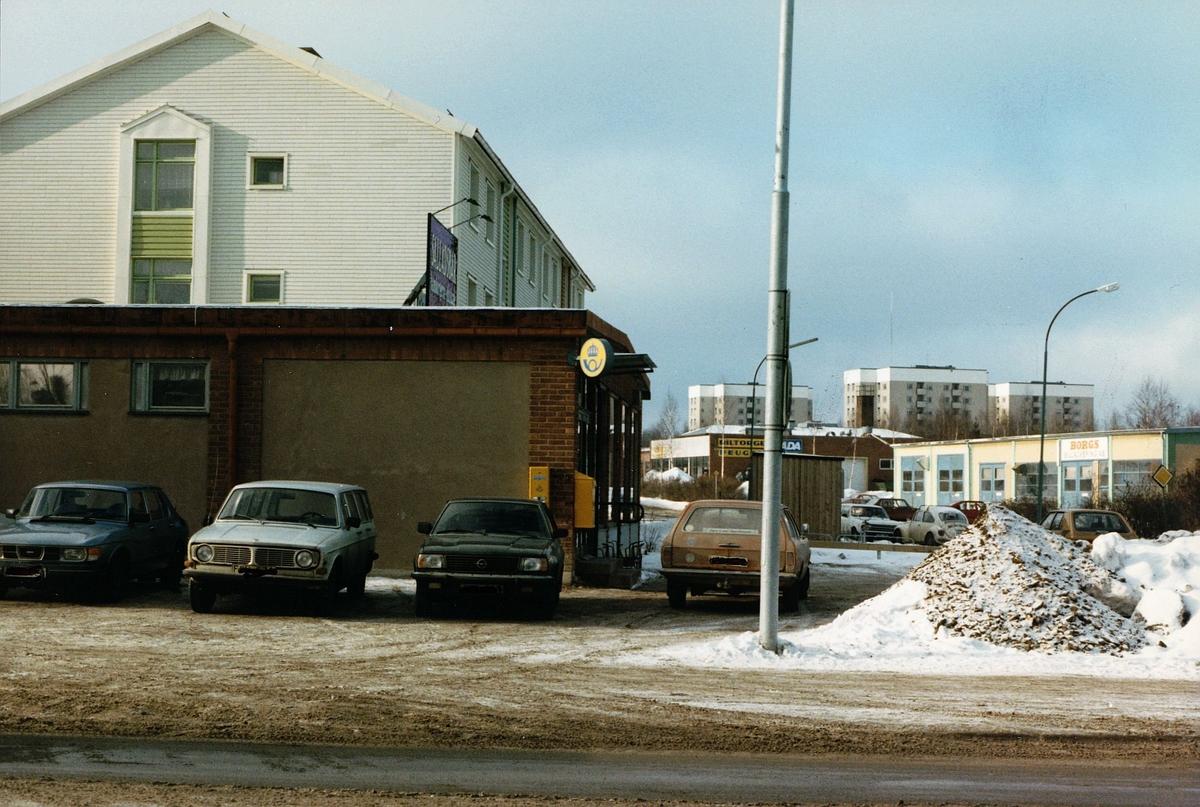 Postkontoret 691 02 Karlskoga Häsängsvägen 1